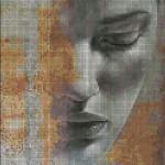 Mozaika (projekt) Max Gasparini, 87 x 150cm